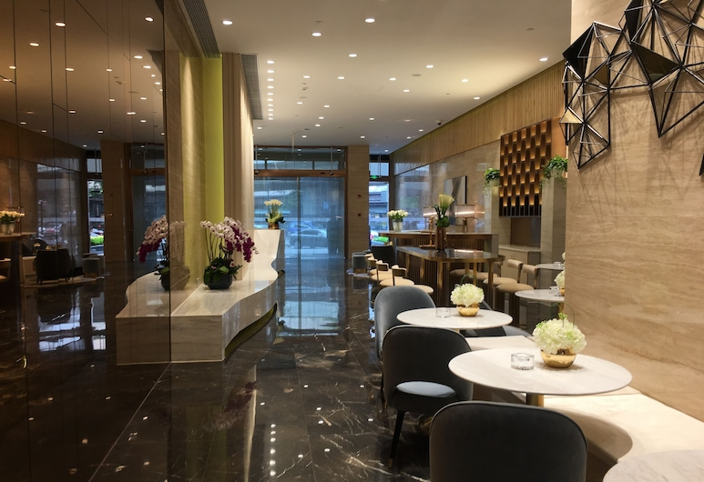 Ten66 Serviced Residences, Shanghái, Lobby
