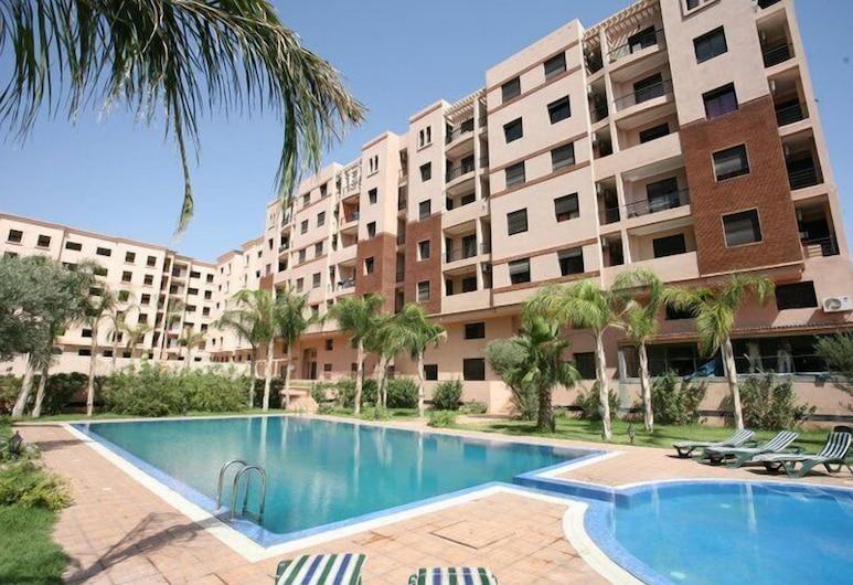 Appartement Assafa, Marrakech, Piscine en plein air