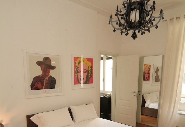 Le Suites del Vaticano, Rome, Design Apartment, 1 Bedroom, Kitchen, Tower, Room