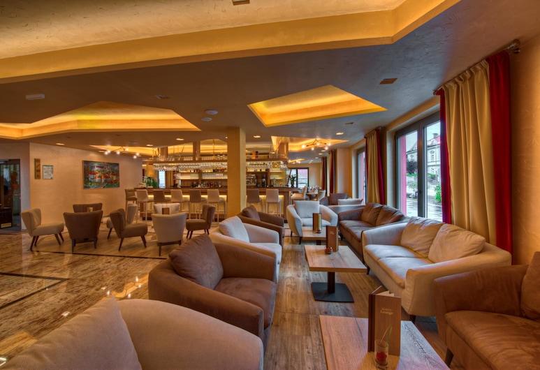 Best Western Plus Hotel Fuessen, פיסן, לובי