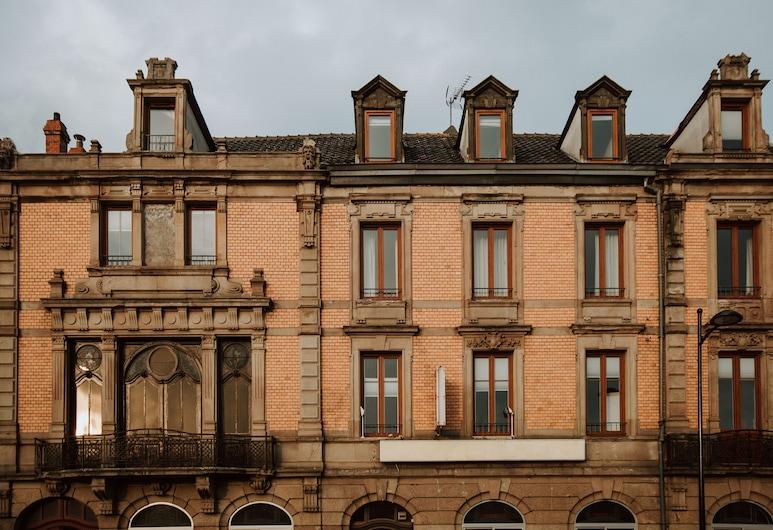 1834 & Spa, Colmar, Façade de l'hébergement