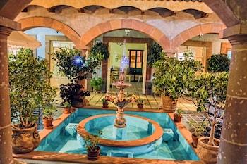 Tequisquiapan bölgesindeki Hotel La Plaza de Tequisquiapan resmi