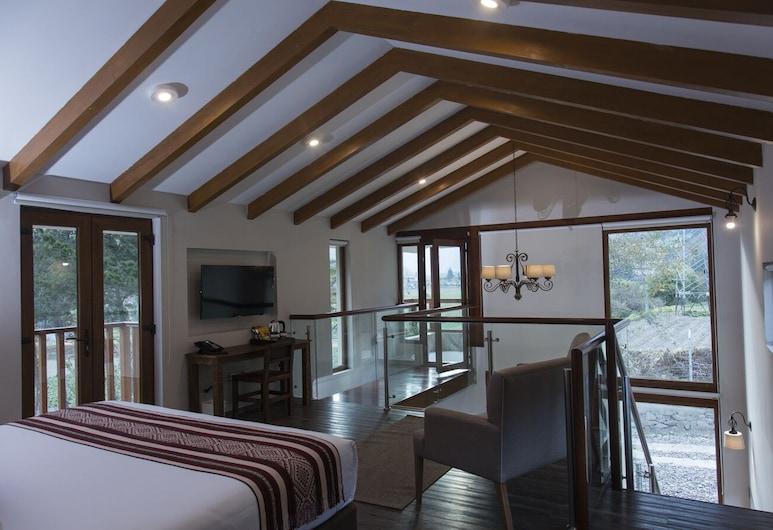Del Pilar Ollantaytambo, Ollantaytambo, Family Bungalow, 2 Bedrooms, Valley View, Guest Room