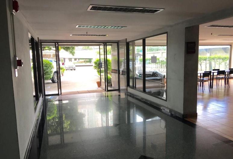 S.K. Residence, Bangkok, Wejście wewnętrzne