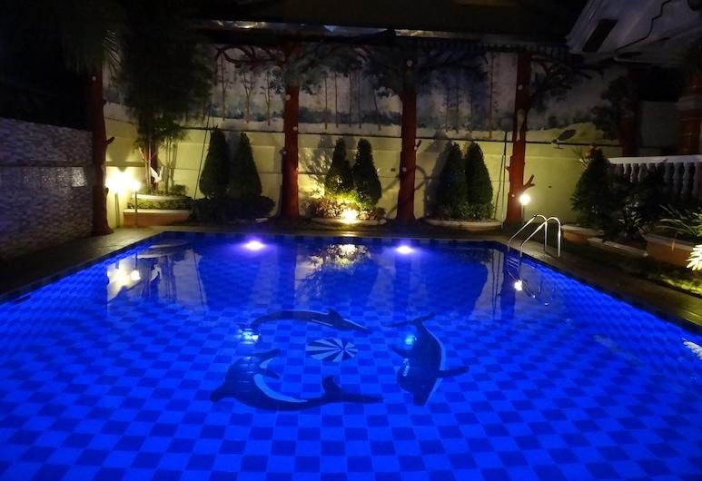 The Executive Villa Inn & Suites, Davao, Piscina Exterior