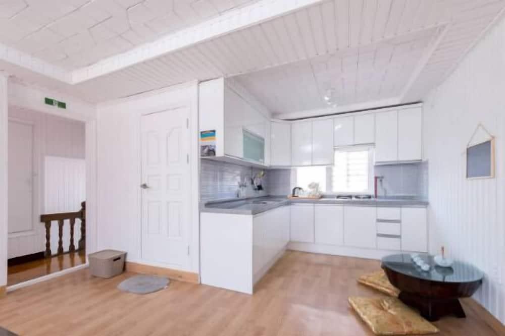 Room (#201) - Living Area
