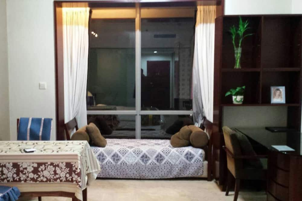 Twin soba, pogled na more - Dnevni boravak