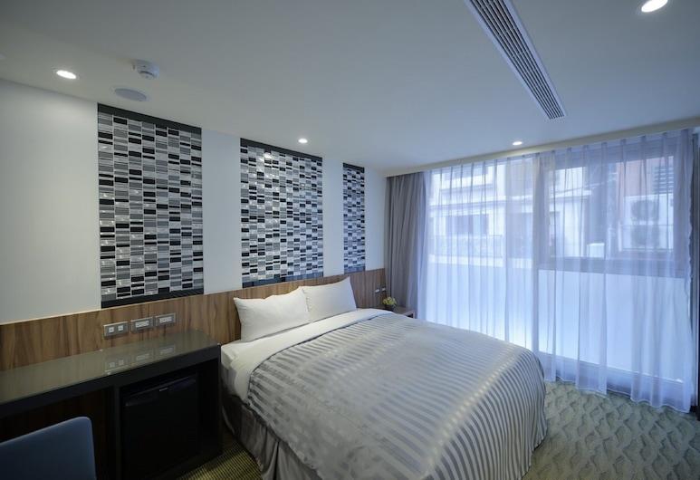 西門大飯店 B 館, 台北市, 商務雙人房, 客房