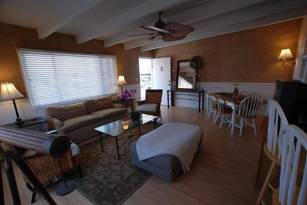 複式房屋, 2 間臥室 - 客廳
