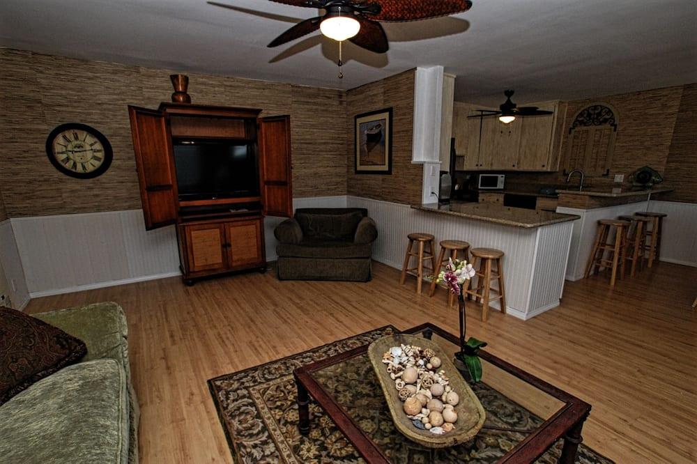 複式房屋, 4 間臥室 - 客廳