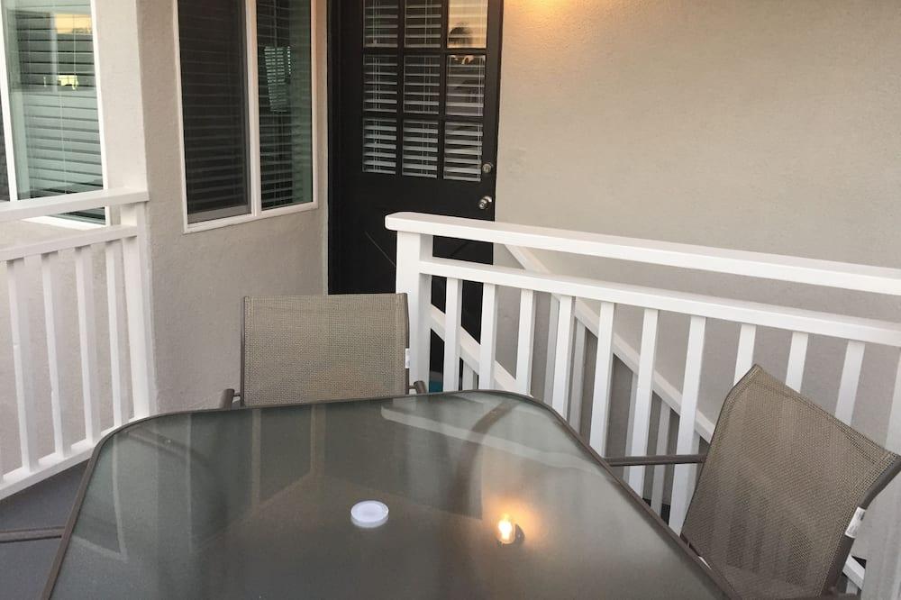 複式房屋, 4 間臥室 - 露台
