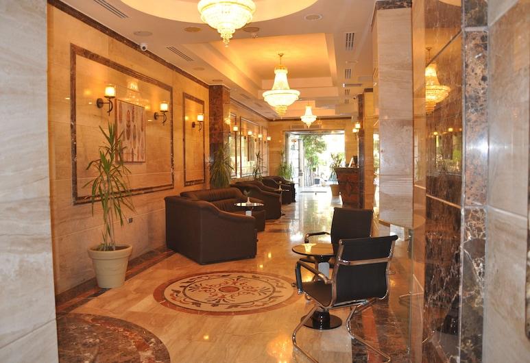 Best View Pyramids Hotel, Giza, Lobby Sitting Area