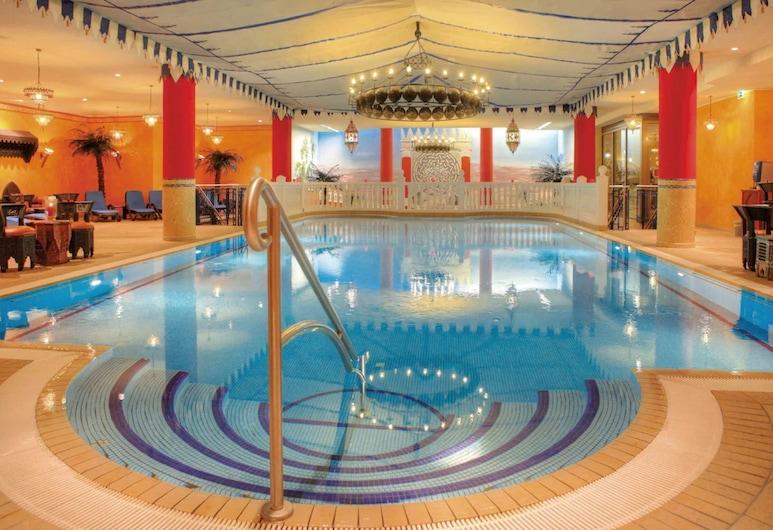 SEETELHOTEL Villa Aurora, Χέρινγκσντοργ, Εσωτερική πισίνα