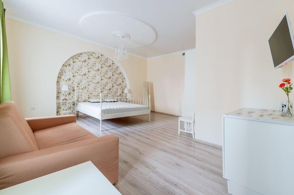 Superior-dobbeltværelse - 2 soveværelser - Værelse