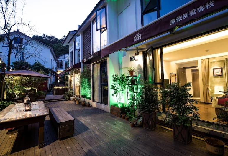 HangZhou TwoTowns hostel, Hangzhou, Zahrada