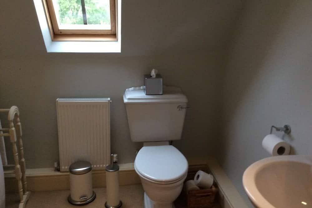 雙人房, 獨立浴室, 花園景 - 浴室