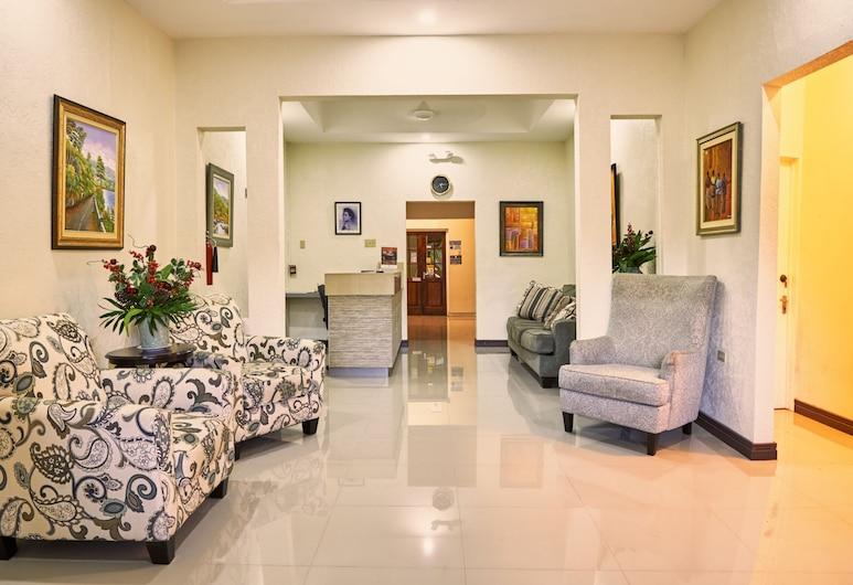 Shirley Retreat Hotel, Kingston, Zitruimte lobby