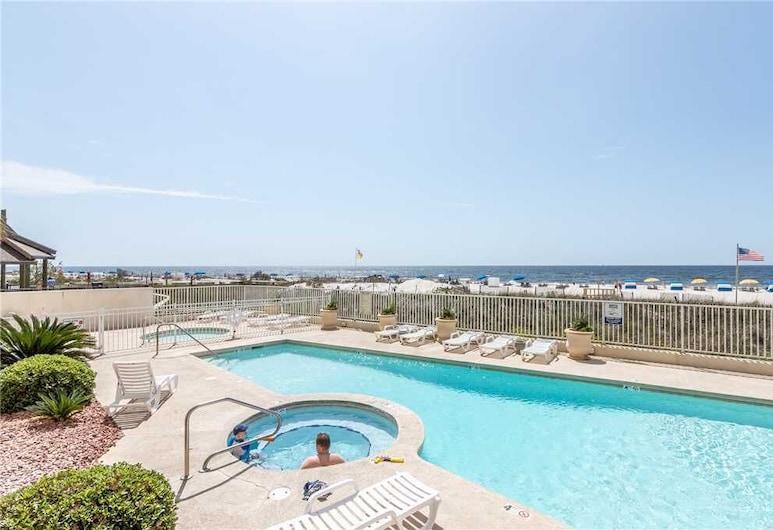 Four Winds 104 - 1 Br condo by RedAwning, Orange Beach, Byt, 1 spálňa, Bazén