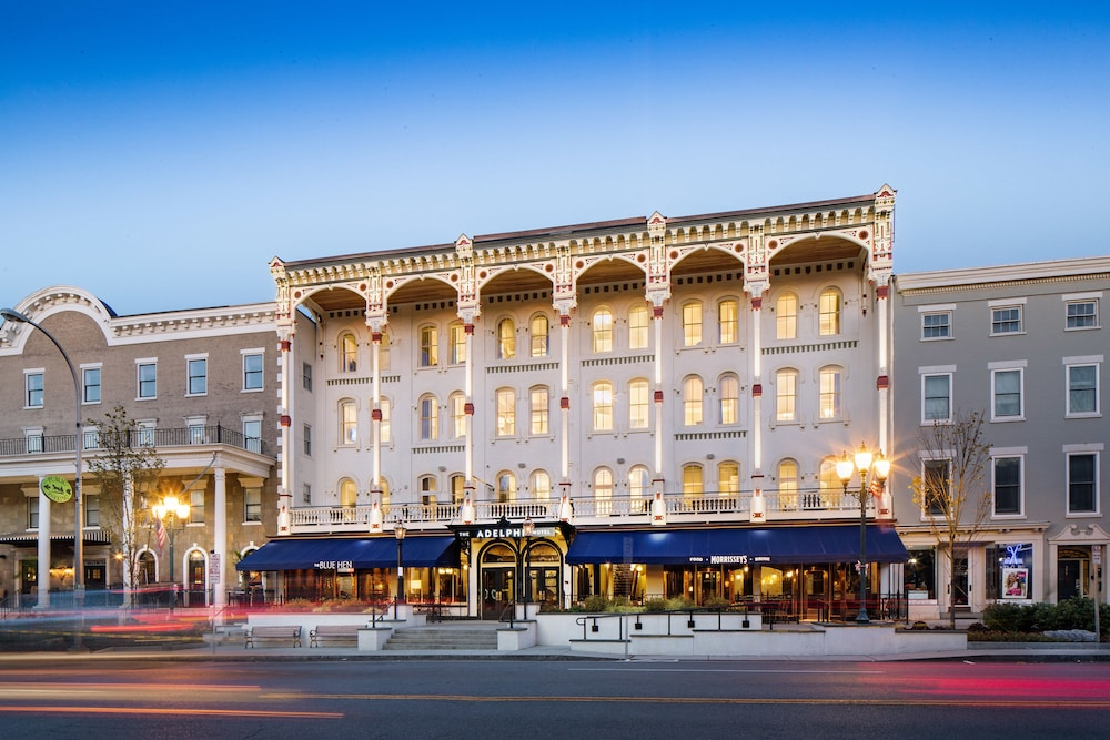 The Adelphi Hotel Saratoga Springs