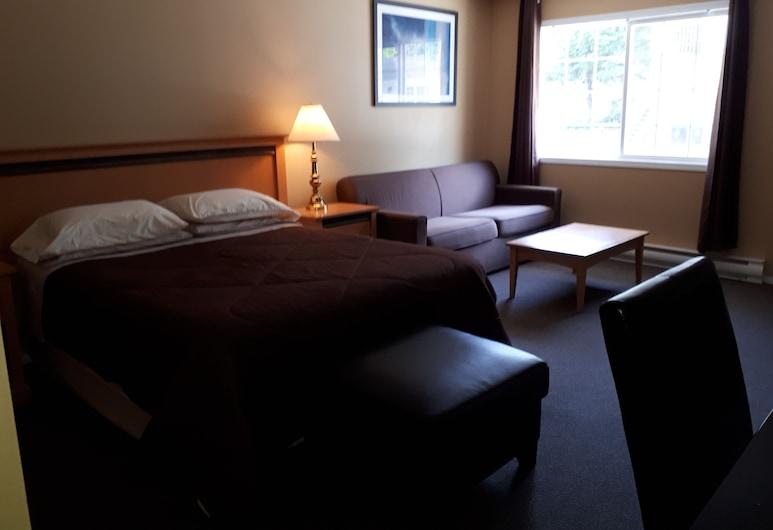 Park Motel, Hope, Deluxe Single Room, 1 Queen Bed, Guest Room