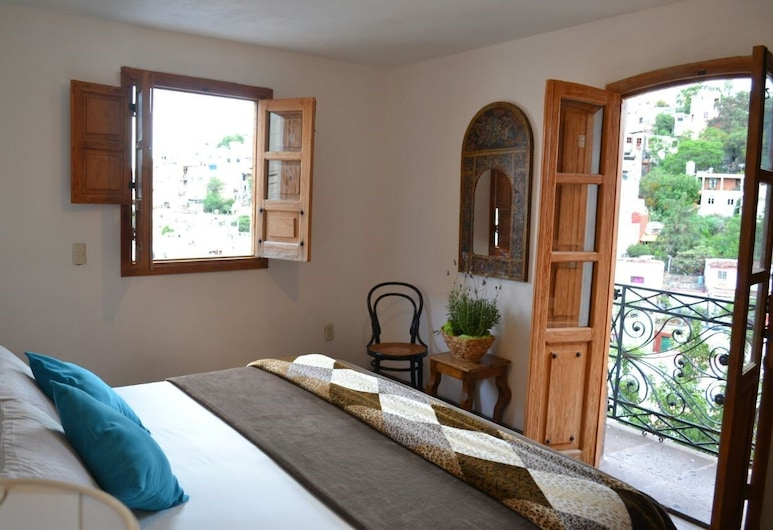 Casa Las Minas, Guanajuato