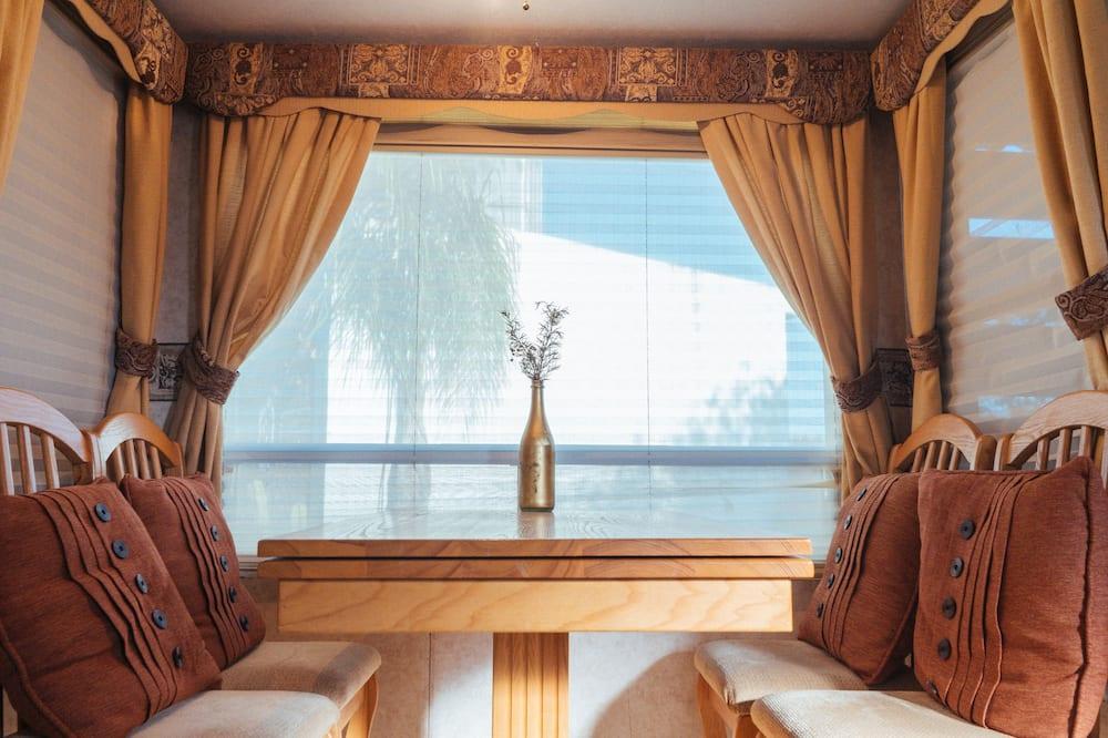 Casa Móvel, 1 cama king-size com sofá-cama - Cozinha privada