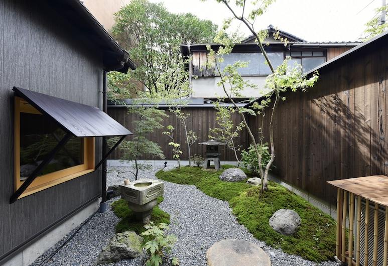 聚樂第清水酒店, Kyoto, 花園