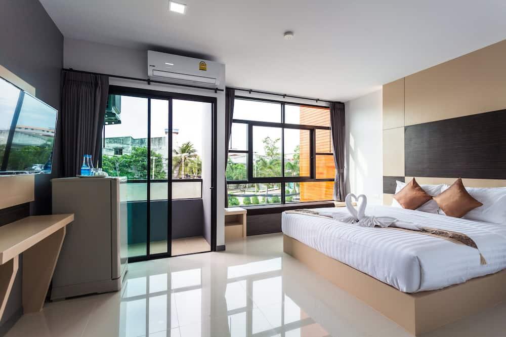 Deluxe Room Double - غرفة نزلاء
