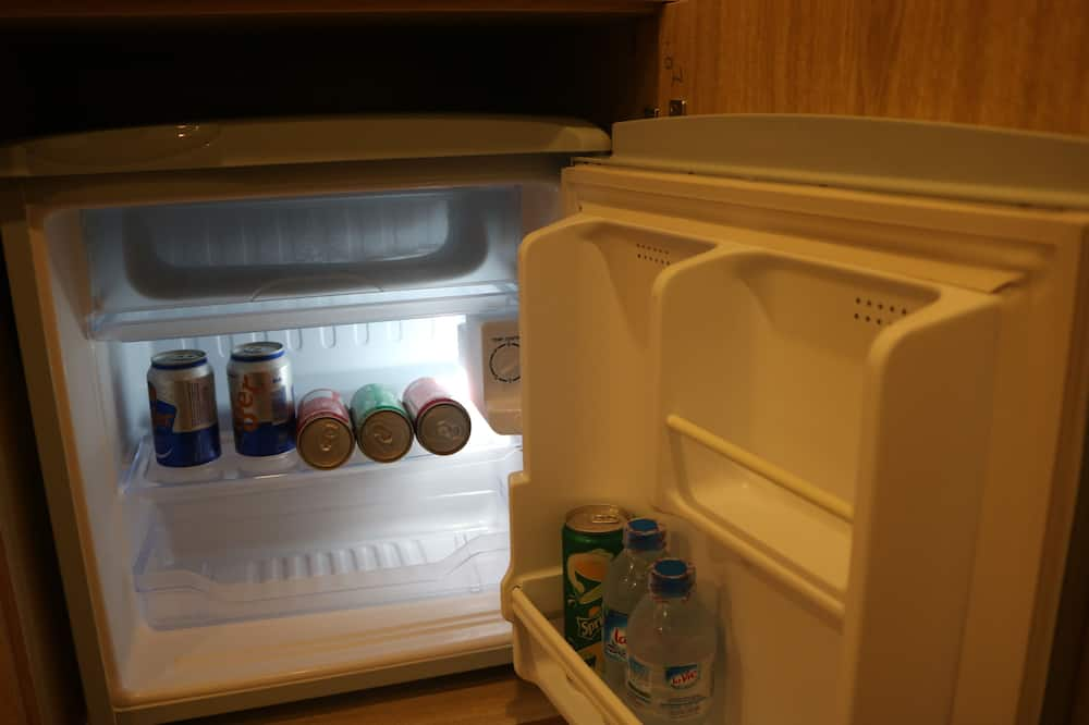 Standard-Doppelzimmer - Minikühlschrank
