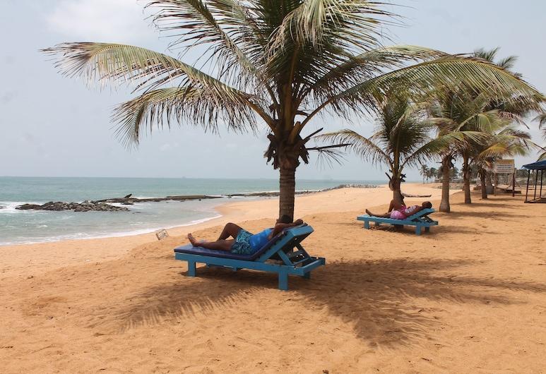 Hotel Novela Star, Lome, Spiaggia