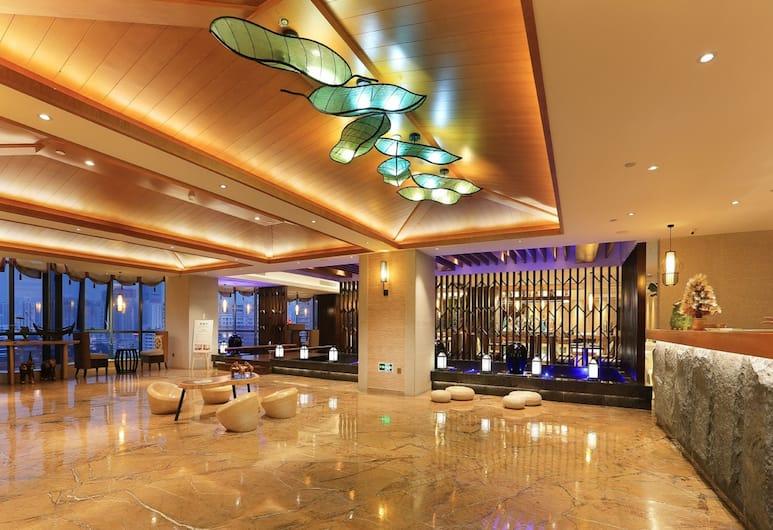 Relaxed Season Hotel Shenzhen Dongmen Branch, Shenzhen, Lobby