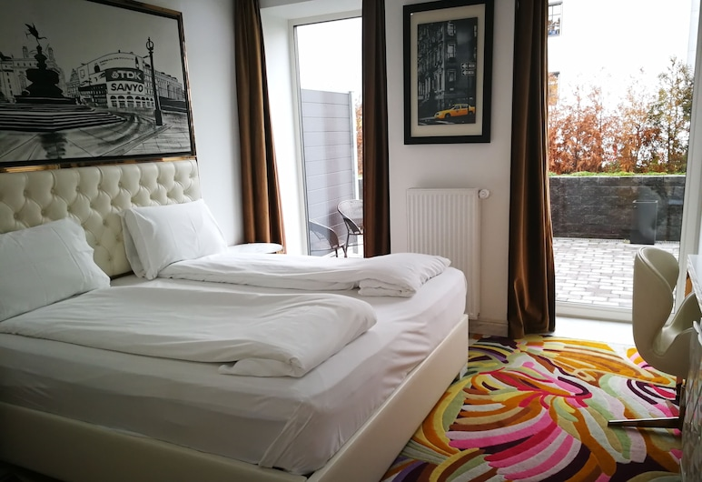 A Hotels, Бреннбю, Двомісний номер, з видом на сад, Номер