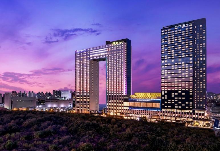 이비스 스타일 앰배서더 서울 용산  - 서울드래곤시티 호텔, 서울특별시