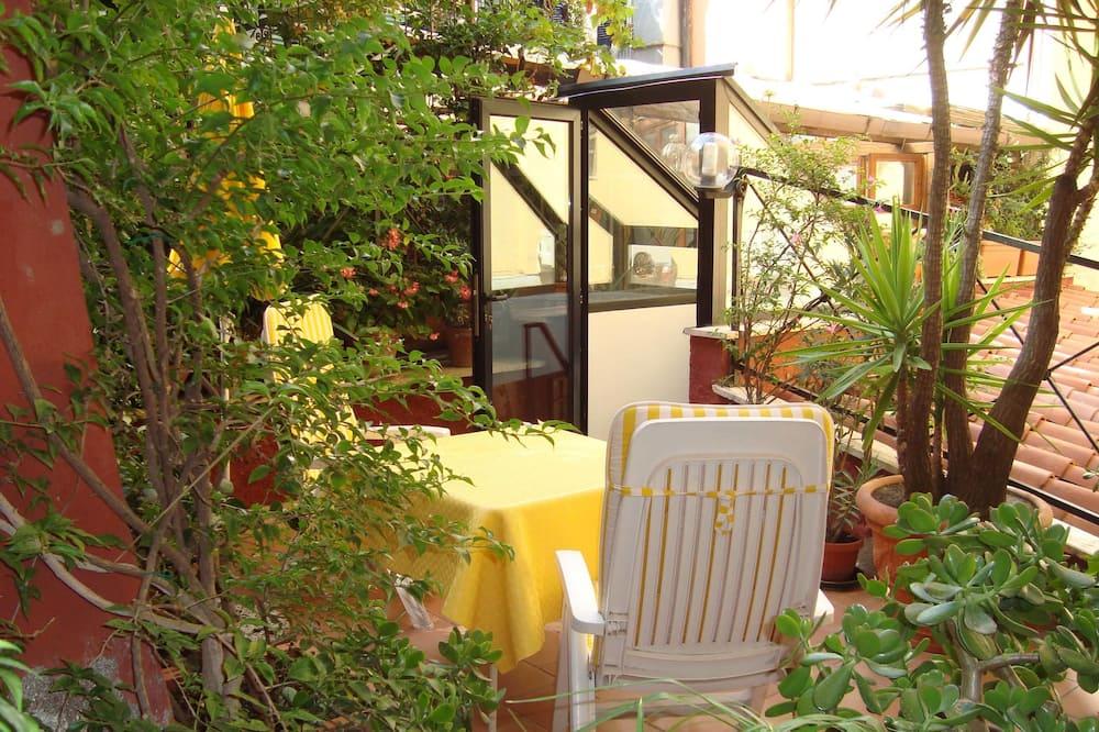 Appartement, 1 slaapkamer (Colosseo 3 - Via del Boschetto 88) - Terras