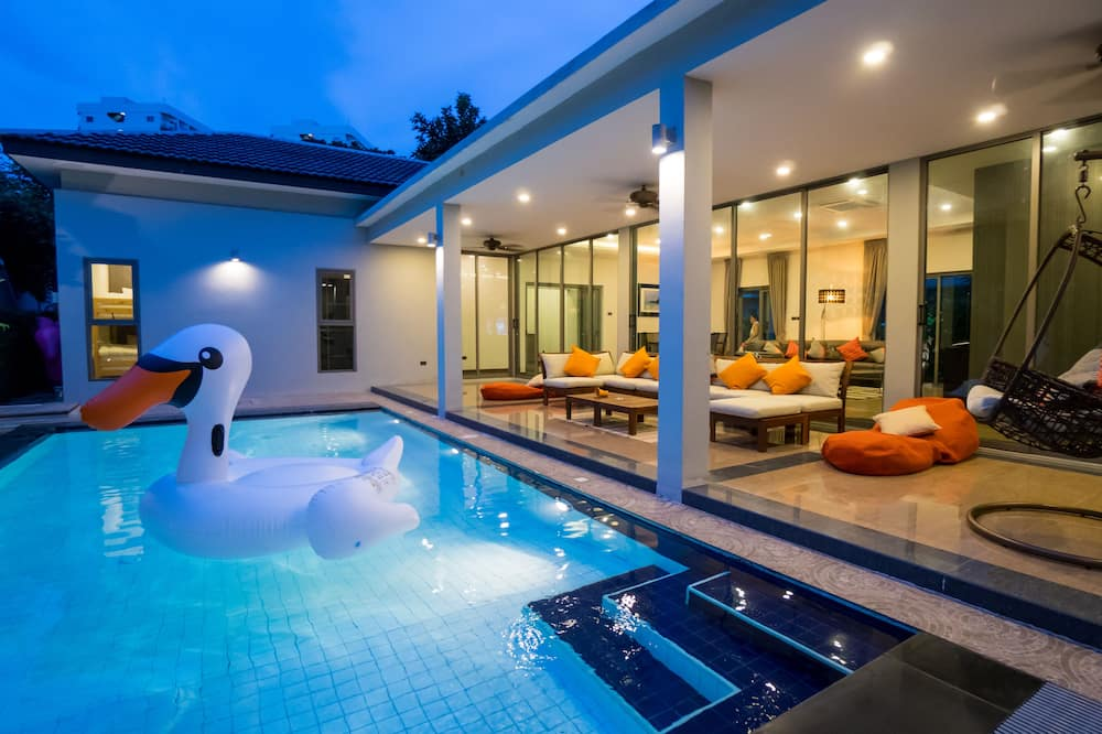 5 Bedroom Villa with Private Pool - Basen odkryty