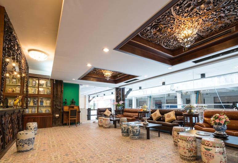 B&B hostel @ Jomtien, Pattaya, Lobby Sitting Area