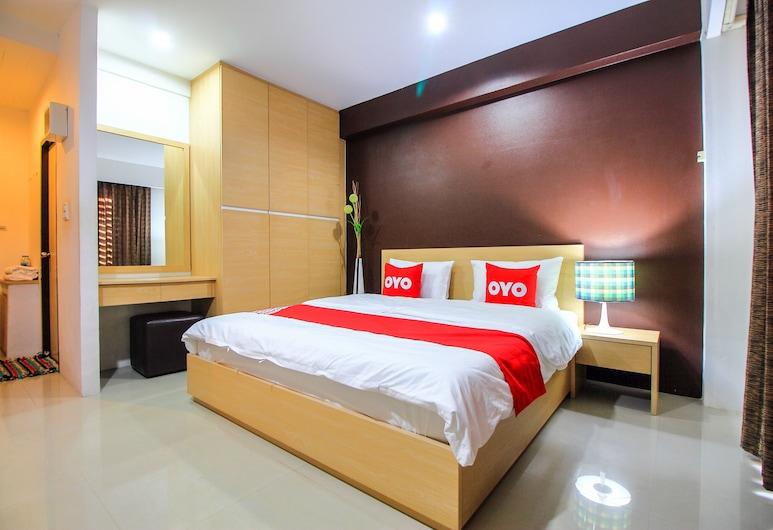 OYO 405 ルアン プライソイ アパートメント, バンコク, スタンダード ダブルルーム, 部屋