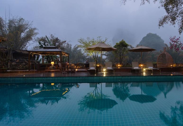 The Apsara Lodge, Guilin, Pool