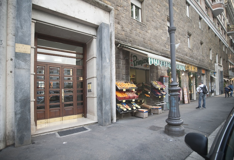 Guest House Vignola, Rom, Hotellentré