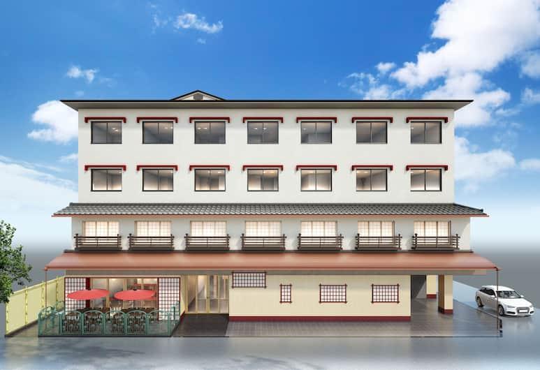 京都第二祗園旅館, Kyoto, 飯店正面