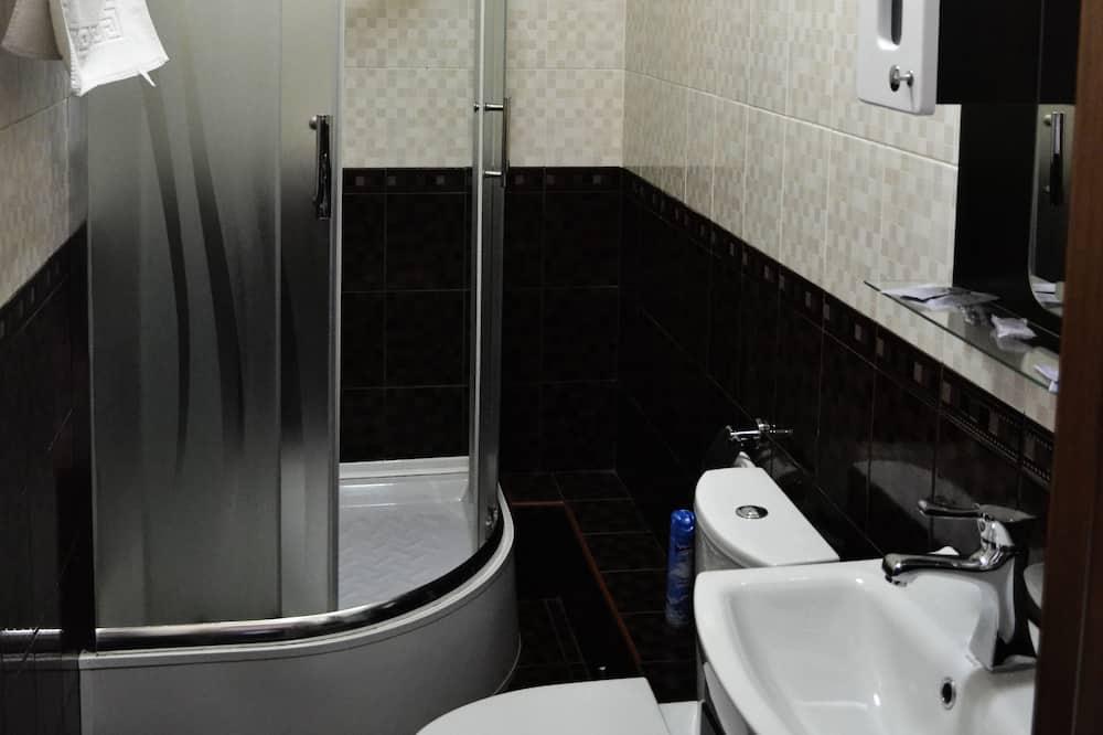Стандартний двомісний номер (2 односпальних ліжка) - Ванна кімната