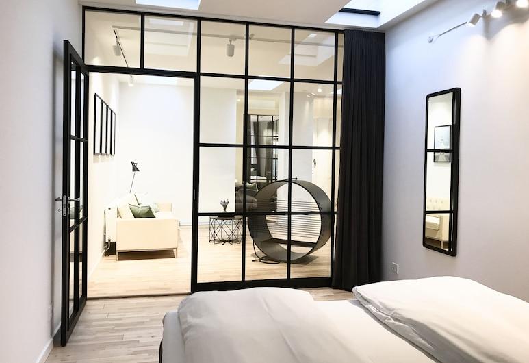 The Nordic Collection V, Kodaň, Luxusní apartmán, Pokoj