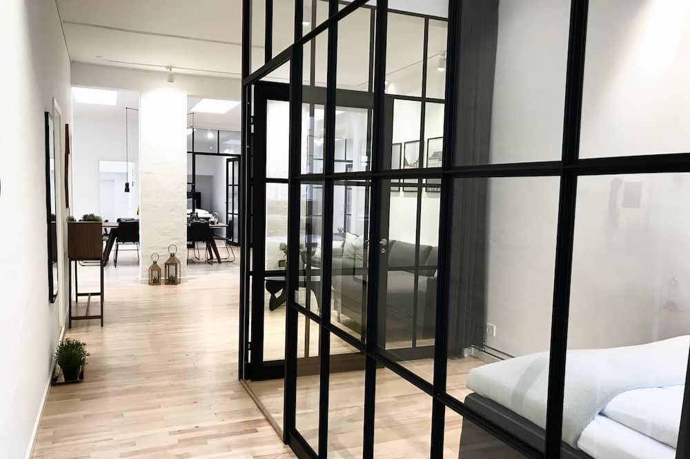 דירת יוקרה - אזור מגורים