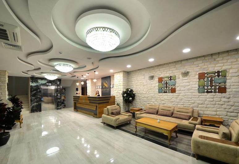 Sertac Hotel, Serdivan, Lobby Sitting Area