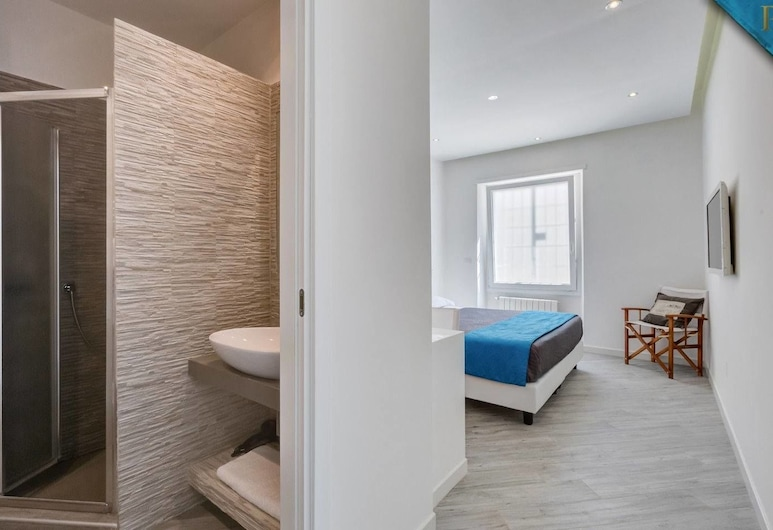 Piccolotel, Ρώμη, Design Δίκλινο Δωμάτιο (Double ή Twin), Δωμάτιο επισκεπτών