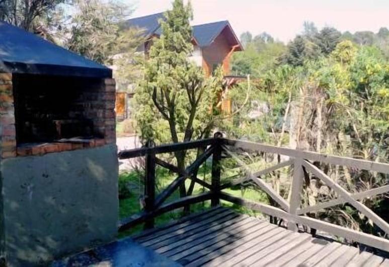 Cabañas Raimapu, Villa La Angostura, Terras