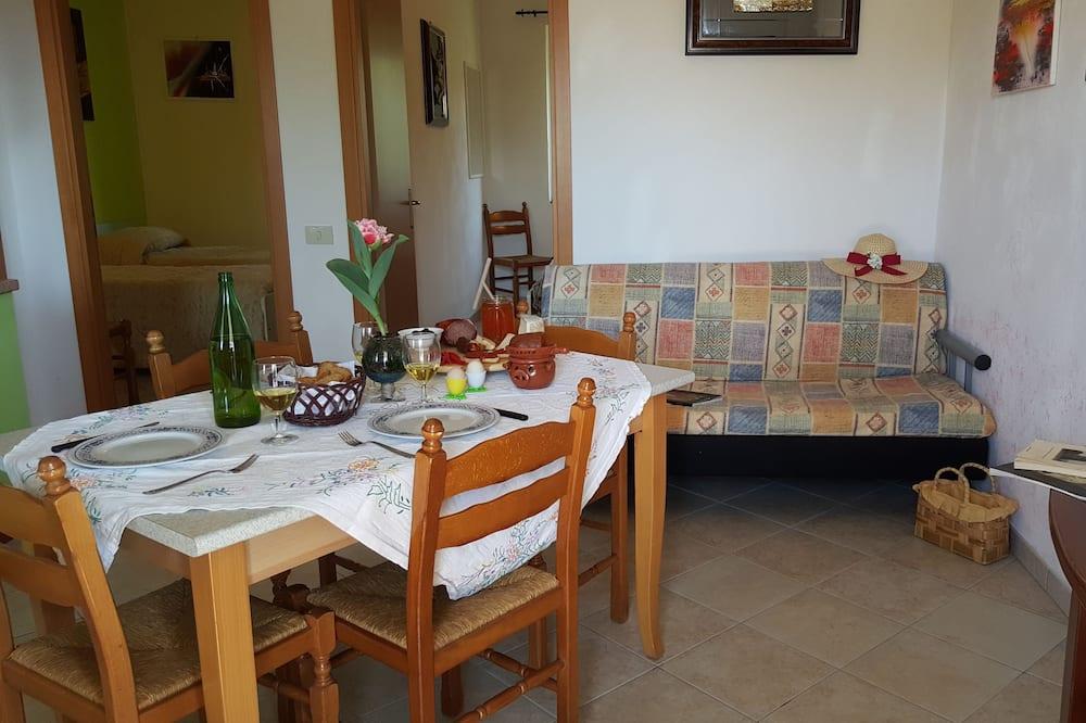 公寓, 2 間臥室 (4 pax) - 客廳