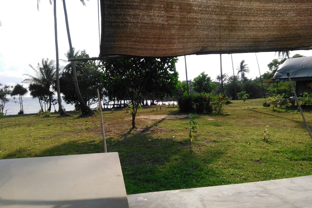 Бунгало - Вид на пляж/ океан