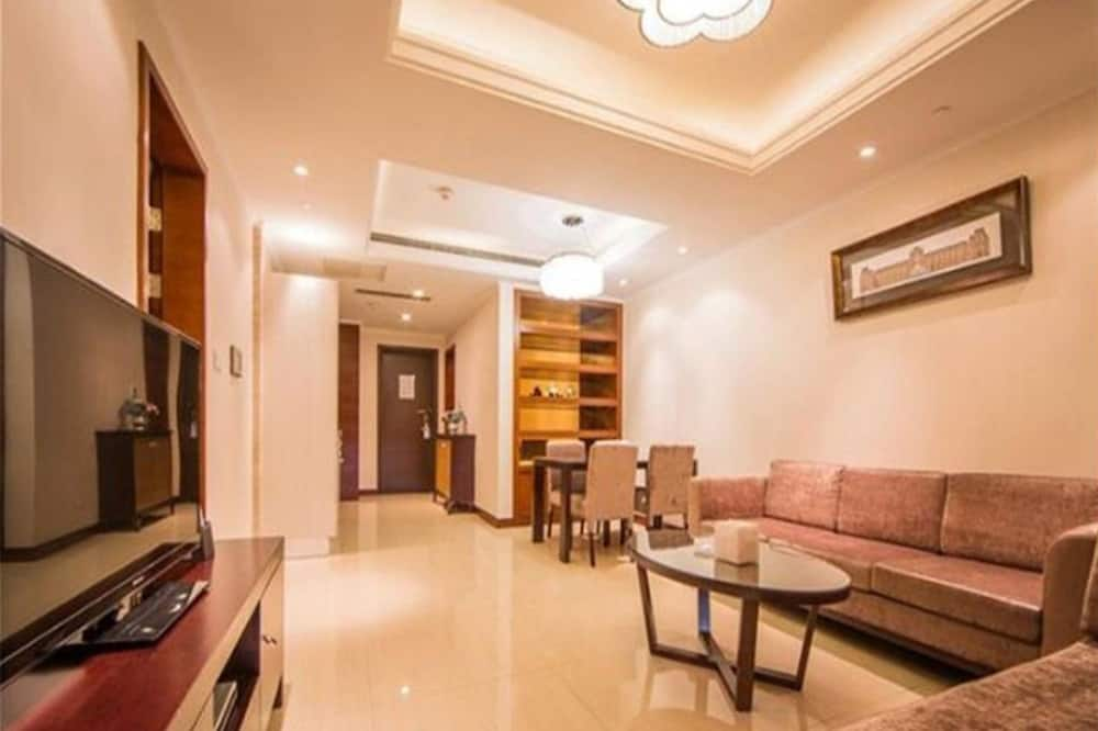 Люкс «Комфорт» - Зона гостиной