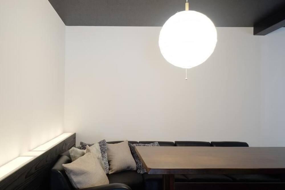 Māja (Private Vacation Home) - Dzīvojamā istaba